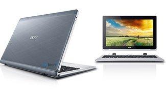 Acer Aspire Switch 10 FHD und Switch 11 mit 11,6 Zoll vorgestellt