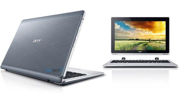 Acer Aspire Switch 11 mit Intel Bay Trail Z3745 &amp&#x3B; Core i3-4012Y
