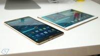 Samsung Galaxy Tab S Pro mit 12,2 Zoll Super AMOLED-Display geplant?