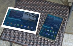 Samsung Galaxy Tab S: Update...