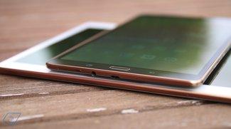 Samsung Chopin Tablet mit Intel Atom x5, 4 GB RAM &amp&#x3B; Android 5.1 aufgetaucht