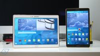 Samsung Galaxy Tab S 8.4 & 10.5 im Test - Die Displayrevolution?