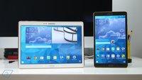 Samsung Galaxy Tab S 8.4 & 10.5 im Test - Die Displayrevolution?