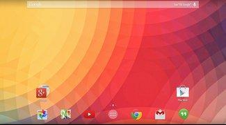 Google Now Launcher läuft nun auf allen Android 4.1+ Geräten