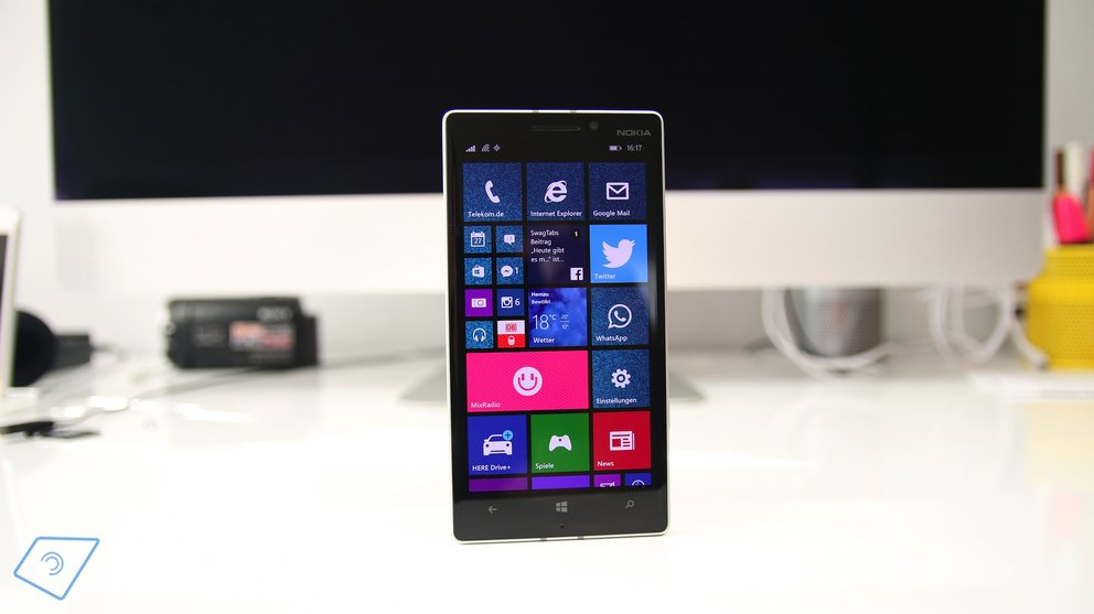 Lumia 930 Display
