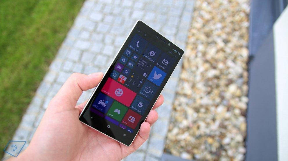 Lumia 930 Titelbild 1