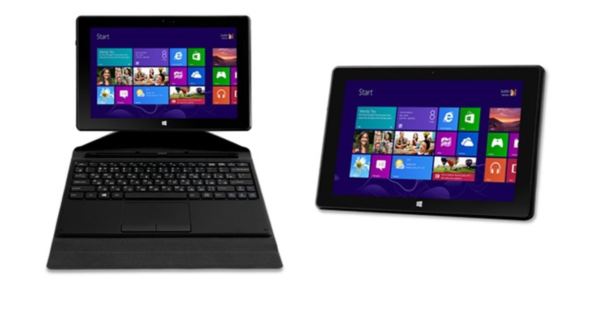msi s100 windows 8 1 tablet mit tastatur cover. Black Bedroom Furniture Sets. Home Design Ideas