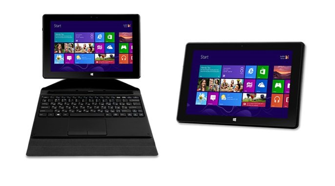 MSI S100 Windows 8.1 Tablet mit Tastatur &amp&#x3B; Cover angekündigt