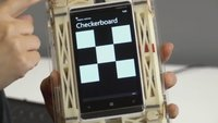 Microsoft präsentiert Touchscreen-Prototyp mit spürbarem Feedback