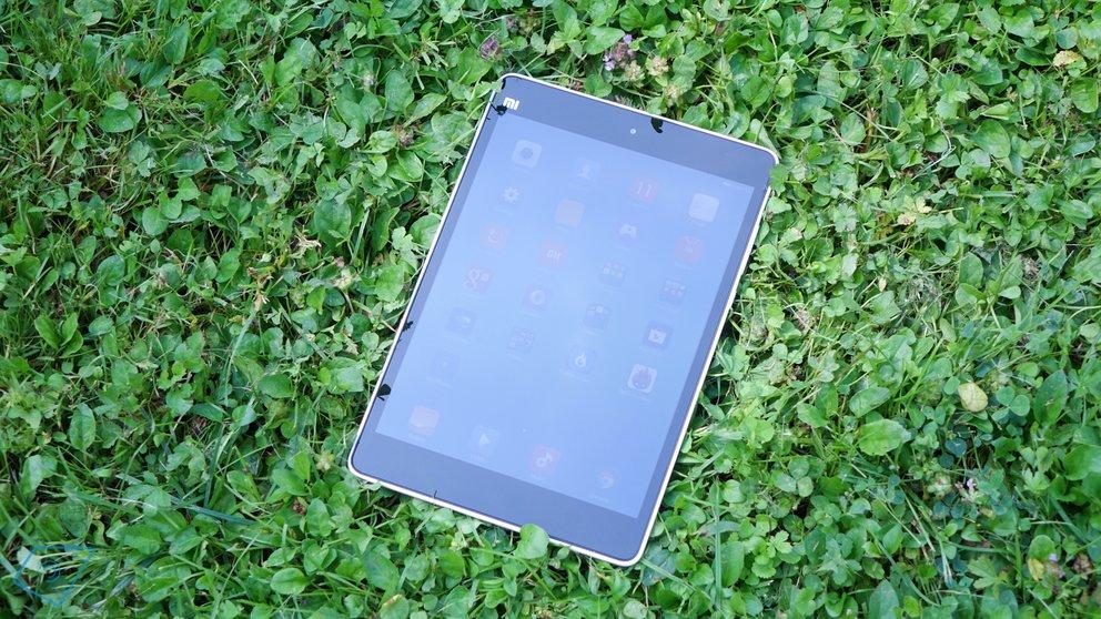 Xiaomi Mi Pad Test - Das Plastik iPad Mini mit dem Tegra K1