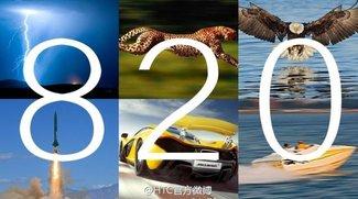 HTC Desire 820 mit 5,5 Zoll &amp&#x3B; Snapdragon 410 64-Bit-CPU erwartet
