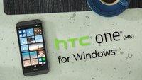 Internationales HTC One (M8) mit Windows Phone 8.1 bei WiFi-Zertifizierung aufgetaucht