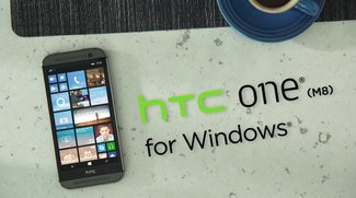 HTC One (M8) mit Windows Phone 8.1 im 4. Quartal in Europa erwartet