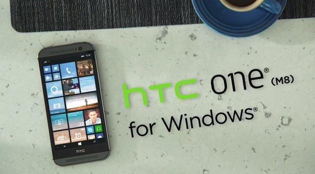 HTC One (M8) mit Windows Phone 8.1 im 4. Quartal in Europa erwartet