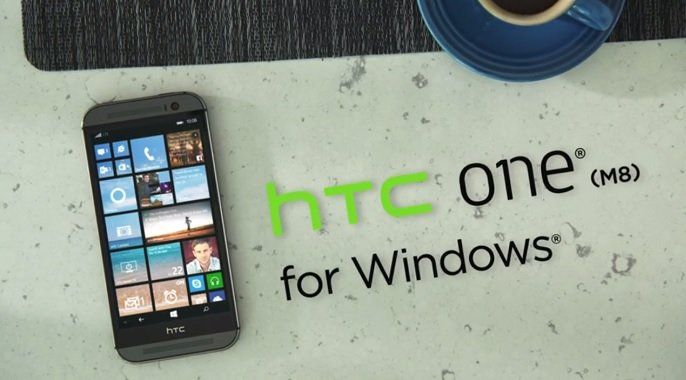 HTC One (M8) mit Windows Phone 8.1 soll Akkulaufzeit fast verdoppeln