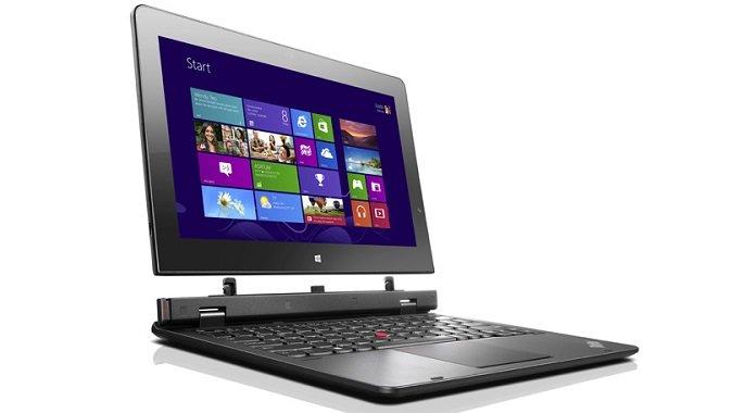 Lenovo ThinkPad Helix 2 und Tab S8 auf ersten Bildern