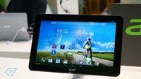 Acer Iconia Tab 10 HD & FHD für ab 199€ vorbestellbar