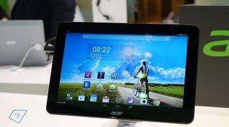 Acer Iconia Tab 10 HD &amp&#x3B; FHD für ab 199€ vorbestellbar