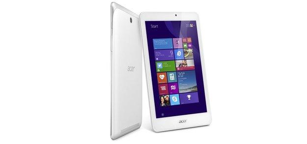 Acer Iconia Tab 8 W mit Windows 8.1 für 149 Euro vorgestellt