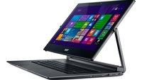 Acer stellt mit Aspire R 13 und Aspire R 14 zwei neue Covertibles vor