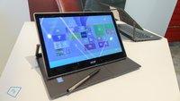 Acer Aspire R13 (R7-371T) Convertible ab sofort erhältlich (Video)