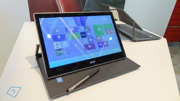 Acer Aspire R13 und Aspire R14 in unseren Hands-On Videos