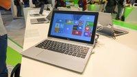 Acer Aspire Switch 11 ab Oktober für ab 399€ erhältlich