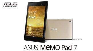 Asus MeMO Pad 7 (ME572C/CL) offiziell vorgestellt