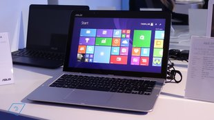 Asus Transformer Book T300FA mit Intel Core M im Hands-On Video