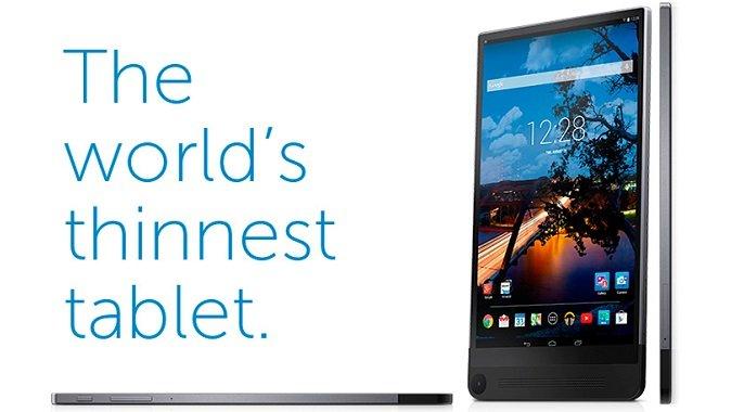 Dell Venue 8 7000 für 499 Dollar ab Ende November erhältlich