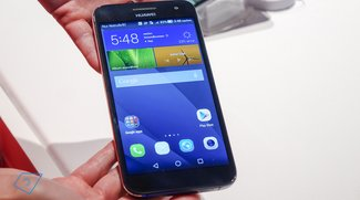 Huawei Ascend G7 in unserem Hands-On Video