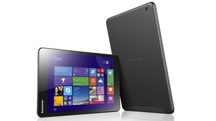 Lenovo Miix 3: Windows 8.1 Tablet mit 7,85 Zoll 4:3-Display