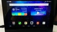 Lenovo Yoga Tablet 2-830LC: Fotos zeigen neues 8-Zoll-Gerät mit Atom-Prozessor
