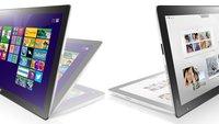 Lenovo Horizon 2e und Horizon 2s als Tabletops mit Windows 8.1 vorgestellt