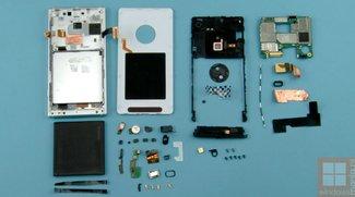 Nokia Lumia 830 im Teardown (Bilder)