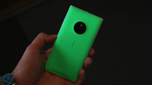 Nokia Lumia 830 mit 5 Zoll in unserem Hands-On Video