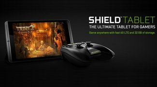 Nvidia Shield Tablet mit Tegra K1 &amp&#x3B; LTE ab dem 30. September erhältlich
