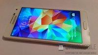 Samsung Galaxy A5 (SM-A500) auf weiteren Fotos