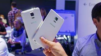 Samsung soll zwei Galaxy S6 auf dem MWC 2015 enthüllen