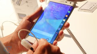 Samsung Galaxy Note Edge im Akku-Test