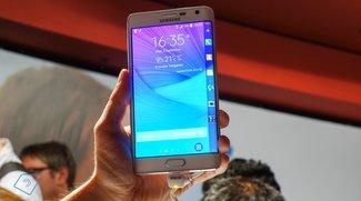 Samsung Galaxy Note Edge Ende November für 899€ erhältlich (Video)