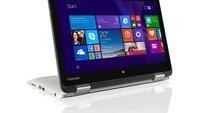 Toshiba Satellite Radius 11: Windows-8.1-Convertible mit fünf Modi vorgestellt