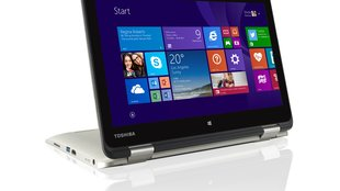 Toshiba Satellite Radius 11: Windows-8.1-Convertible mit fünf Modi vorgestellt