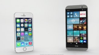 Cortana vs. Siri: Microsoft-Spot bewirbt HTC One mit Windows Phone