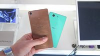 Sony Xperia Z4 Ultra & Compact bereits in Vorbereitung