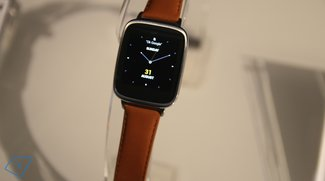 Asus ZenWatch in unserem Hands-On Video