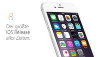 iOS 8: Verteilung bei 46% - Probleme beim WiFi & der Laufzeit