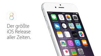 iOS 8: Verteilung bei 46% - Probleme beim WiFi &amp&#x3B; der Laufzeit