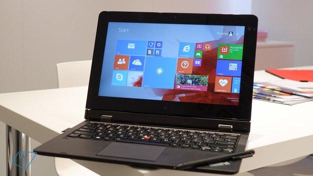 Lenovo ThinkPad Helix 2 mit Intel Core M in den USA erhältlich (Video)