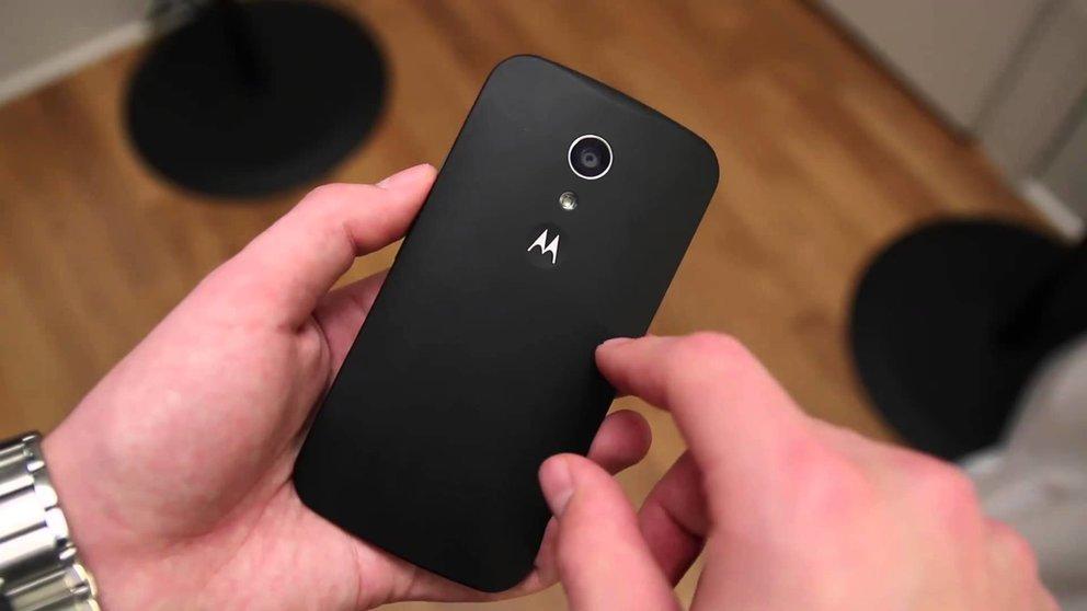 Motorola soll Android L-Updates bereits im September ausliefern